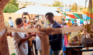 PHOTOS: LGBT group opens administrative office in Accra