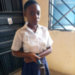 """I got the gun from my married boyfriend who has 6 kids""- School girl confesses"