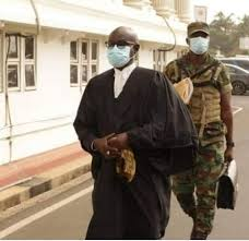 Deal with your soldiers, you don't respect us - Police Officer fumes
