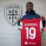 I'll try my best for Cagliari - Kwadwo Asamoah