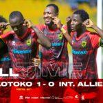 GPL: Kotoko manage to beat struggling Inter Allies
