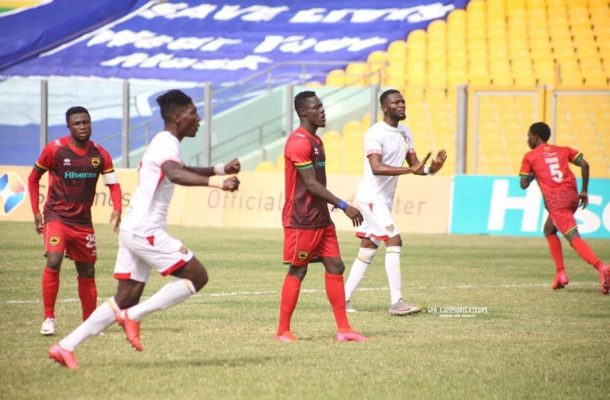 GPL: Toothless Hearts of Oak spare the blushes of below par Kotoko