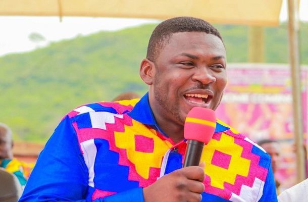 Okere DCE touts achievements; says District is 'moving forward'