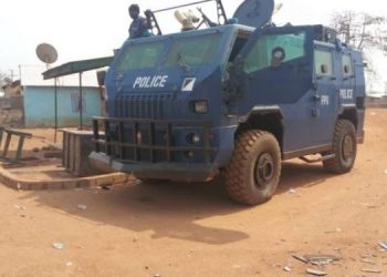 A/R: Two in critical condition after clash between police and Adwumakaase-Kese residents