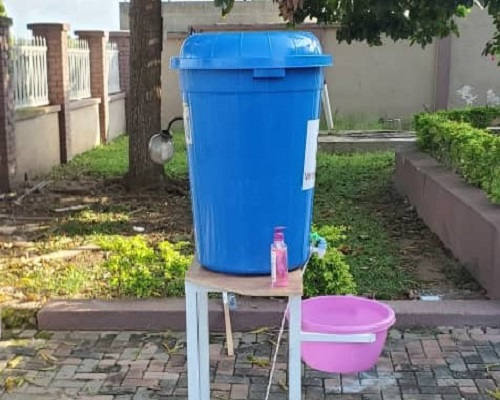 Veronica Bekoe launches new and improved veronica bucket