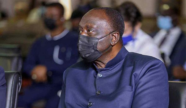 Alan Kyerematen, the undoubted best shot to be the next President of Ghana