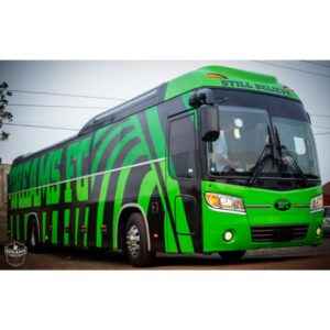 PHOTOS: Dreams FC unveil brand new bus