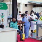 Kwesi Prat praises Prez Akufo-Addo for taking COVID-19 vaccine