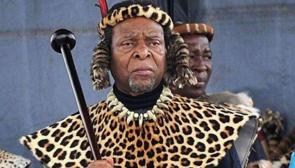 South Africa's Zulu King, Zwelithini reported dead
