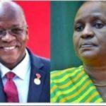 'He loved morning sex' – Tanzania's 1st Lady eulogises late husband Magufuli