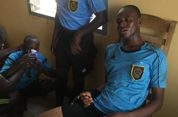 CAF condemns 'unacceptable' assault on four referees in Ghana