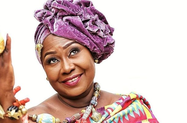 Gifty Anti recalls 'proud moments' at GTV as Ghana celebrates 64th Indece Day