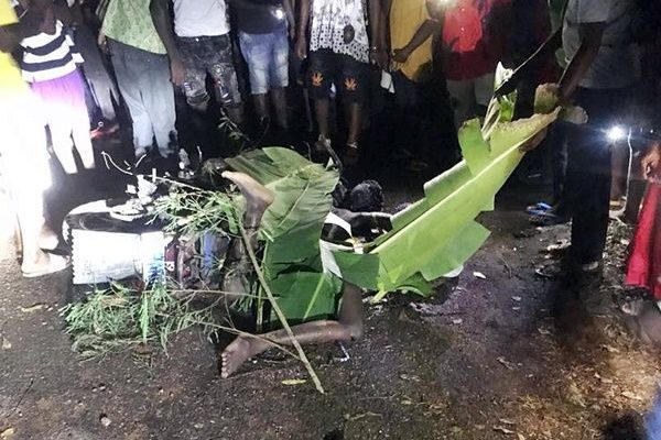 2 persons burn in fatal accident at Akuapem North