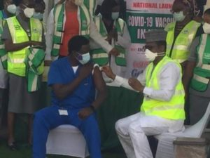 Nigeria, Kenya, Rwanda start vaccine rollout