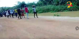 VIDEO: Wassa Nkyease: 48-year-old man forced to 'sprinkle blood' over sex with his daughter