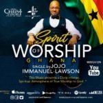 "Jojo Immanuel-Lawson releases new single, ""Spirit of Worship-Ghana"""