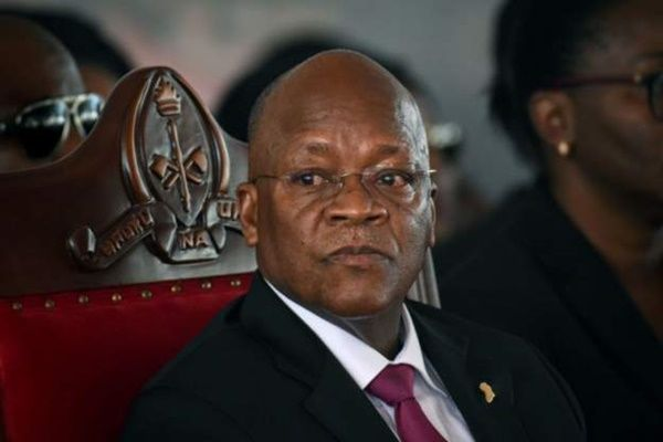 Tanzania arrests four for saying President has Covid