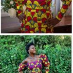 American Actress Viola Davis Makes A Statement In African Print Dress At 2021 Golden Globes (Photos)