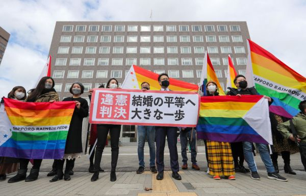 Japan's failure to recognize same-sex marriage is 'Unconstitutional - Court Rules
