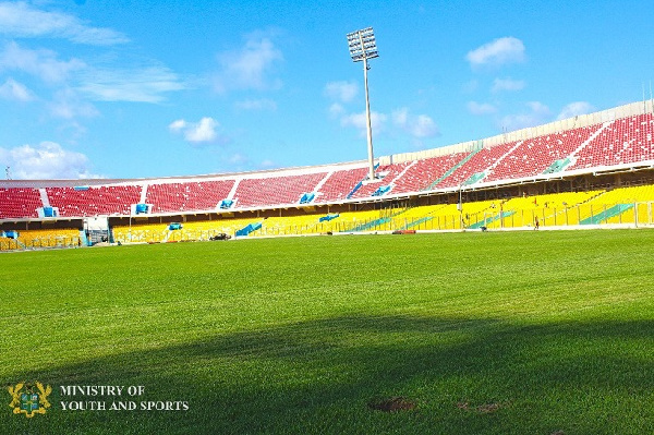 Accra and Cape Coast stadiums approved by CAF for 2022 World Cup qualifiers