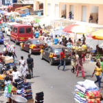 Cost of living up in Accra