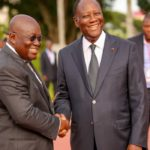 Akufo-Addo in Ivory Coast as world leaders mourn death of Prime Minister