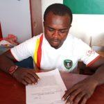 Former Kotoko captain Amos Frimpong joins Techiman Eleven Wonders