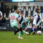 Andre Ayew delighted with draw against Blackburn Rovers
