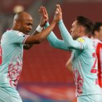 Andre Ayew's last gasp goal gives Swansea win over Stoke City