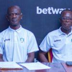 PHOTOS: New Aduana Stars coach Asare Bediako unveiled
