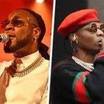 Grammys 2021: Burna Boy and Wizkid win at music awards