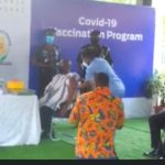 Bawumia, Samira also receive COVID-19 vaccine [Photos]