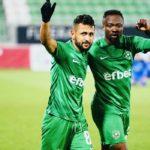 Bernard Tekpetey sets up winner as Ludogorets Razgrad beat Arda Kardzhali