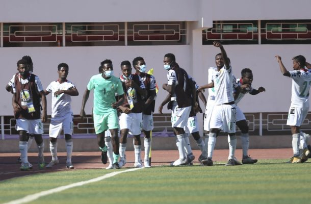 Ghana gets revenge on Gambia to book place in AFCON U-20 finals