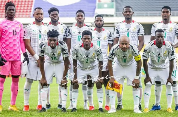 Ghana move three places up in latest FIFA rankings