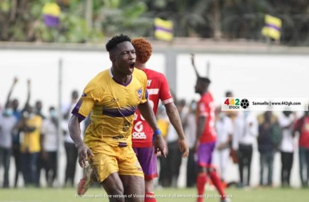 Justice Blay is staying put at Medeama - Board Chairman
