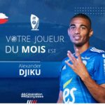 Alexander Djiku named Strasbourg player of the month