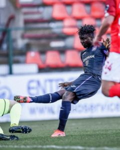 VIDEO: Dauda Mohammed scores first ever goal for Anderlecht