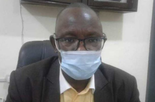 Over 9,000 health staff in Upper West to receive COVID-19 jab