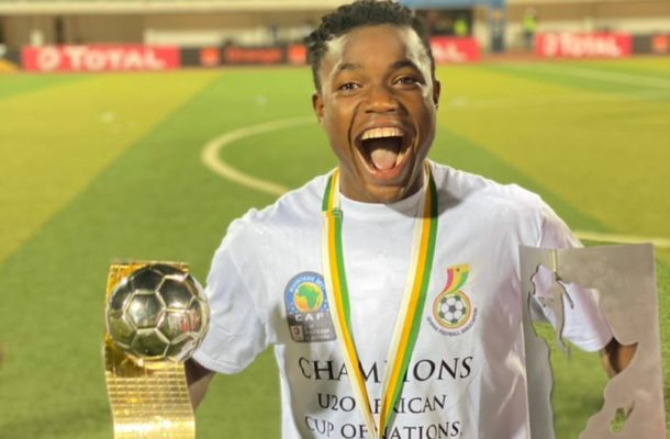 Ghana grabs two personal glories at 2021 CAF U20 AFCON