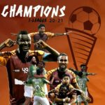 Ghanaian trío win Indian I league with Gokulum Kerala
