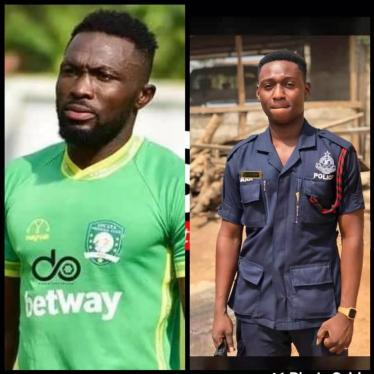 Aduana Stars' Farouk Adams arrested for killing Police officer with his car