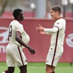 New AS Roma youngster Felix Ohene Gyan scores on his debut