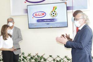 PHOTOS: GFA unveils partnership with Melcom