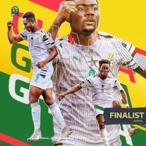 VIDEO: Watch highlights of Ghana's 1-0 victory over Gambia