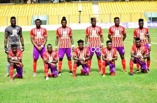 We don't pay bonuses for drawn games - Hearts of Oak clarifies