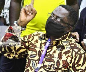 SWAG congratulates re-elected GOC President Ben Nunoo Mensah