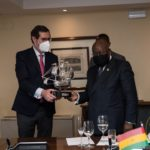 Bring your investments to peaceful Ghana – Akufo-Addo to Spanish investors