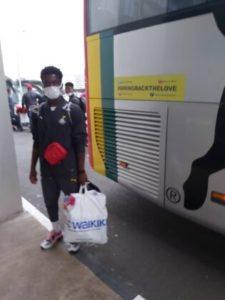 Black Stars B back from Uzbekistan after 2-1 friendly beating