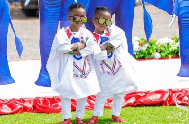 Social media bubbles as NPP's 'twin ambassadors' celebrate birthday